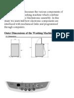 24721769 Mechatronics Assignment 1