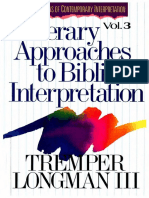 Longman_literary Approaches to Biblical Interpretation