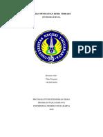 Analisis Jurnal Presentasi Pjbl f