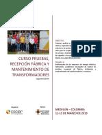 Brochure Curso Pruebas de Transformadoresv1