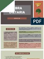 Fibra dietaria 2