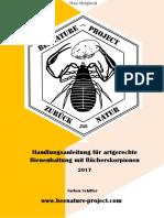 Bienenhaltung Mit Bücherskorpionen