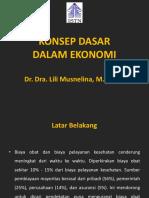 3. Konsep Dasar Dalam Ekonomi-new