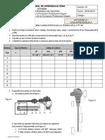 ACTIVIDAD N°2-1 Caracteristicas de una termocupla y PT100