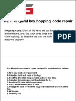 W211 original key hopping code repair.pdf