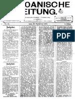 Samoanische Zeitung (1903)