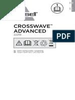 2225E CrossWave Advanced User Guide English Arab1