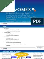 Oxygen Sensor Zirconia vs TDLS