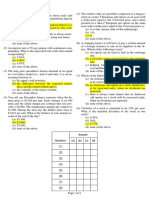 FPM exam 2018 solved