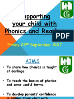 Final Phonics and Reading