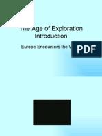 Exploration Introduction