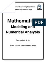 Mathematical Modeling and Numerical Analysis M.Sc.pdf