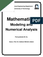 Mathematical Modeling M.Sc..pdf