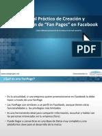 """Manual Práctico de Creación y Gestión de """"Fan Pages"""" en Facebook"""