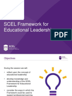 Introducing the Framework for Educational Leadership