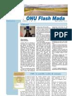 ONU Flash Mada, Année I, Numéro II