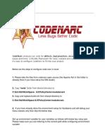 CodeNarc Setup document.docx