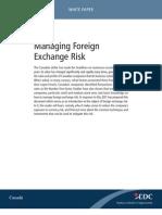 Fx Managing Foreign Exchange Risk e