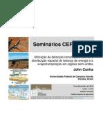 Seminário de John Cunha