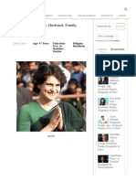 Priyanka Gandhi Age, Husband, Family, Biography, & More .pdf