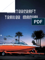 2007 Trailer Owners Manual