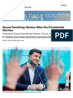 Vladimir SOCOR_ Russia Punishing Ukraine After the Presidential Election.pdf