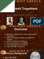 Greek Tragedians