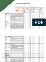 Planificacion Anual Cuarto Grado