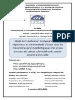 Treg et CCR. GUERRACHE et al., 2016.pdf