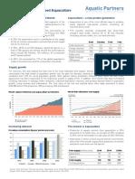 Aquatic Partners Overview Land-based Aquaculture 2019