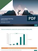 DNB Land-based Farming 2017