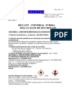 Diluant Evrika FDS