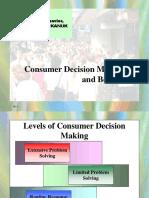 Consumer Decision Making Model