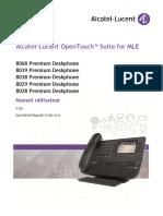 39_Manuel Utilisateur Telephone Alcatel-Lucent 8038 Et 8039 FR