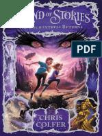 Book 2 - 'the Enchantress Returns'