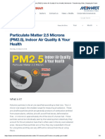 Particulate Matter 2.5 Microns (PM2.5), Indoor Air Quality & Your Health _ Meinhardt – Transforming Cities, Shaping the Future