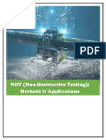Ndt (Methods & Applications)