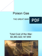 Poison Gas Wwi