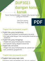 EDUP3023 Perkembangan kanak-kanak.pptx
