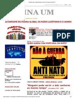 Quem Ganha Com Portugal Na Nato