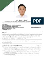 Thang Resume-English