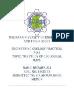 Geology Practical 2