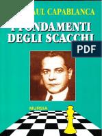 Capablanca José Raul - I fondamenti degli scacchi.pdf