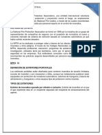 NFPA NORMAS