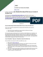 cara download file scribd.docx