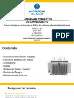 G4_Cambio de transformador de 400kVA_Rev3.pptx