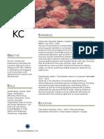 kaitlyn clark resume