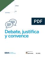 07 Padres Debate Justifica Convence