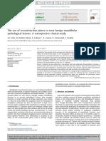The Use of Reconstruction Plates to Treat Benign Mandibular