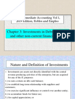 Chapter 3 - Investments in Debt Securities and Other Non-current Financial Assets